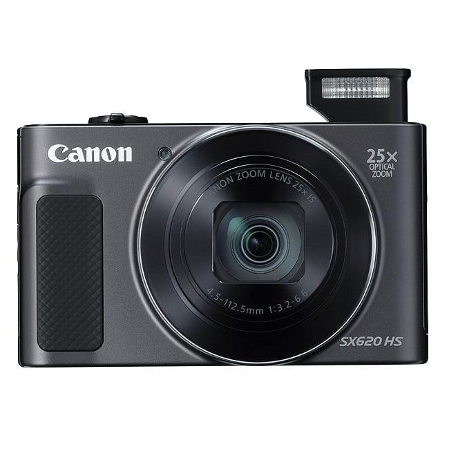 Câmera Digital Canon Powershot SX620 HS Black