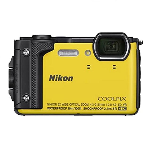 Câmera Digital Nikon Coolpix W300 Yellow