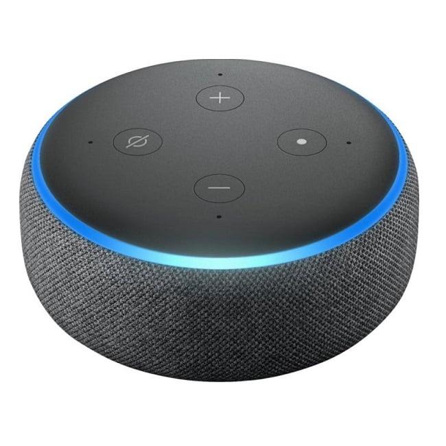 Smart Speaker Amazon Echo Dot 3ª Geração Black