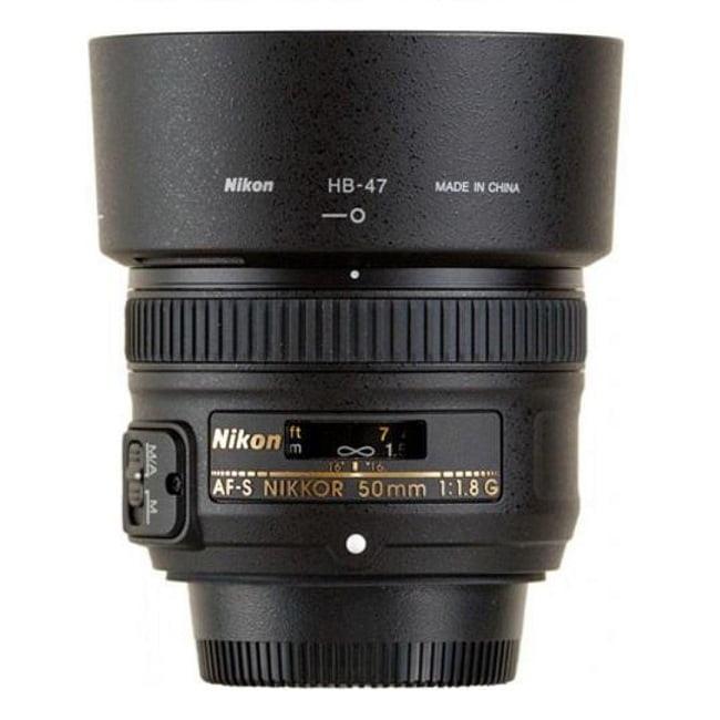 Lente Nikon AF-S 50 mm f/1.8G