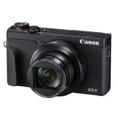 Câmera Canon PowerShot G5 X Mark II Black