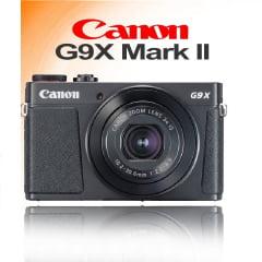 Câmera Digital Canon PowerShot G9X Mark II