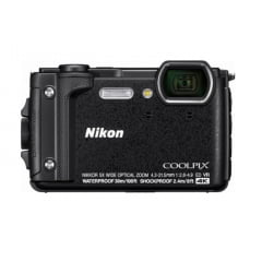 Câmera Digital Nikon Coolpix W300 Preta