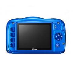 Câmera Digital Nikon Coolpix W150 Blue