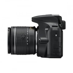 Câmera Digital Nikon DSLR D3500 c/ Lente 18-55 mm