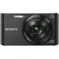 Câmera Digital Sony Cyber-shot DSC W830 Black