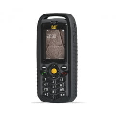 Celular Caterpillar B25 Dual Chip Black