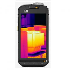 Celular Caterpillar S60 Dual Chip 32GB Black