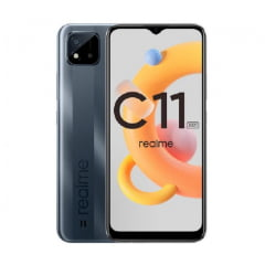 Celular Realme C11 2021 Dual Chip 32GB Metal Gris