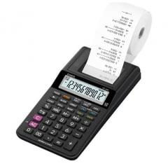 Calculadora c/ Bobina Casio HR-8RC Black