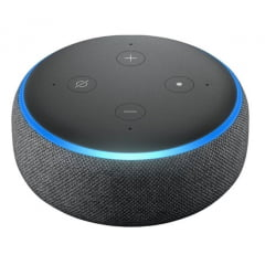 Smart Speaker Amazon Echo Dot 3ª Geração Black