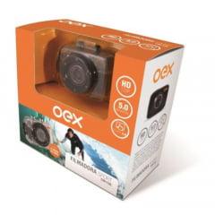 Filmadora Sport OEX CM-100 Á Prova D'Água