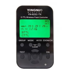 Rádio Flash Yongnuo YN622N TX i-TTL