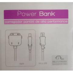 Carregador Multilaser Power Bank