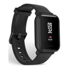 Relógio Smartwatch Xiaomi Amazfit Bip S Lite A1823 Charcoal Black