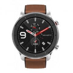 Relógio Smartwatch Xiaomi Amazfit GTR Stainless Steel