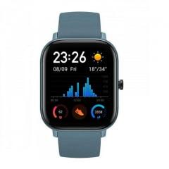 Relógio Smartwatch Xiaomi Amazfit GTS Steel Blue